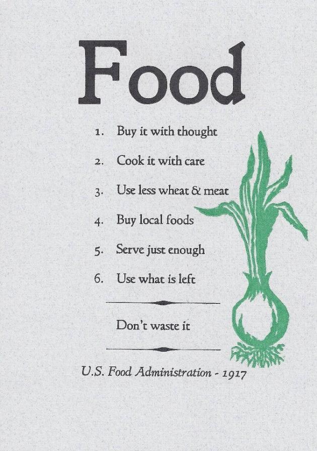 Smart Food 1917