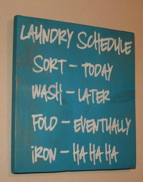 Laundry AGAIN???